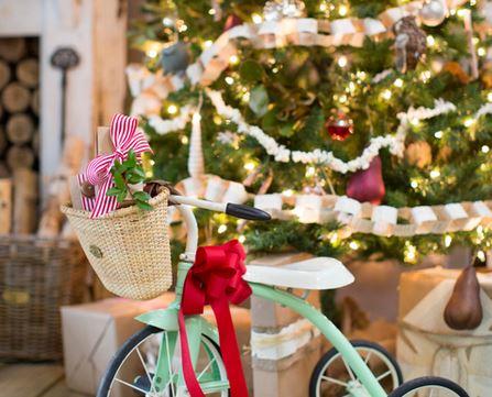Nantucket Lightship Oval Front Handlebar Bike Basket