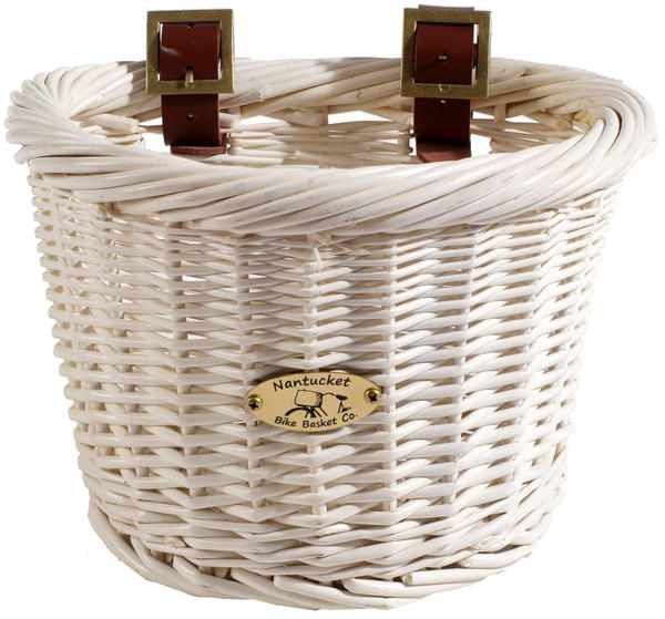 Nantucket Bike Basket Co. Cruiser Child D-Shape Basket