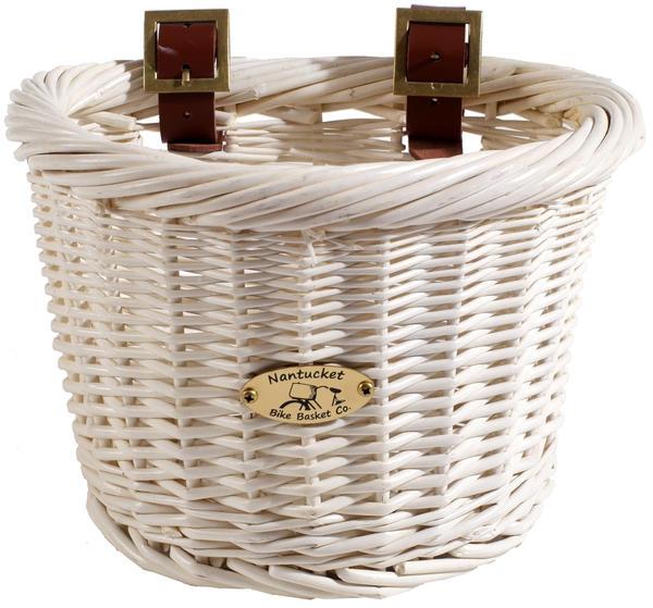 Nantucket Bike Basket Co. Cruiser Child D-Shape Basket