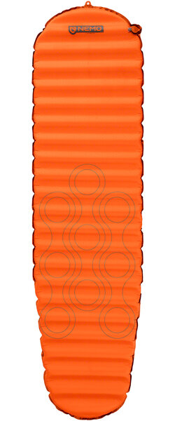 NEMO Flyer 20R Sleeping Pad Color: Desert Dawn