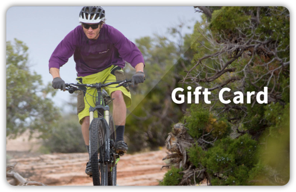 AJ's Bikes Goodies Gift Card