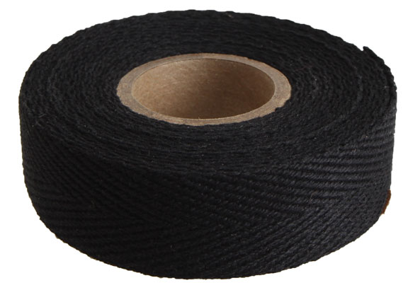 Newbaum's Cotton Cloth Handlebar Tape Color: Black