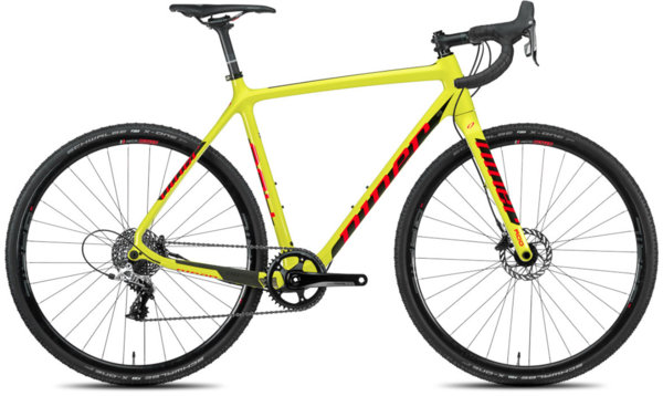 Niner BSB 9 RDO 3-Star Rival 1 Color: Yellow/Red