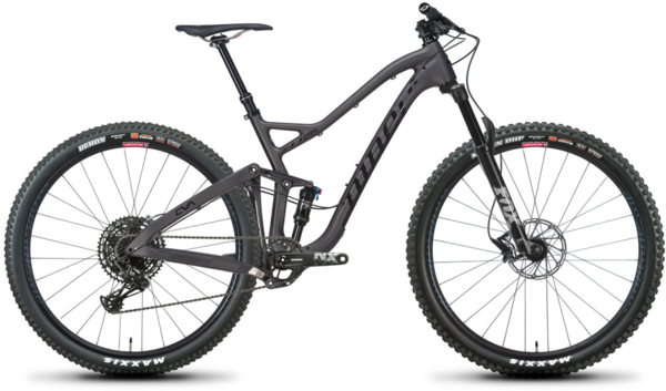 Niner JET 9 RDO 2-Star NX Eagle 29 Color: Licorice