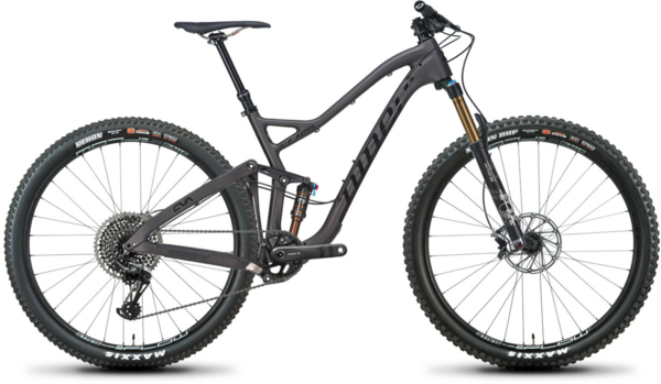 Niner JET 9 RDO 4-Star X01 Eagle 29 Color: Licorice