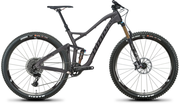 Niner JET 9 RDO 5-Star X01 Eagle 29 Color: Licorice