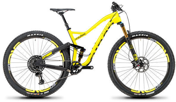Niner JET 9 RDO 3-Star 29 Image differs from actual product. 5-Star build shown.