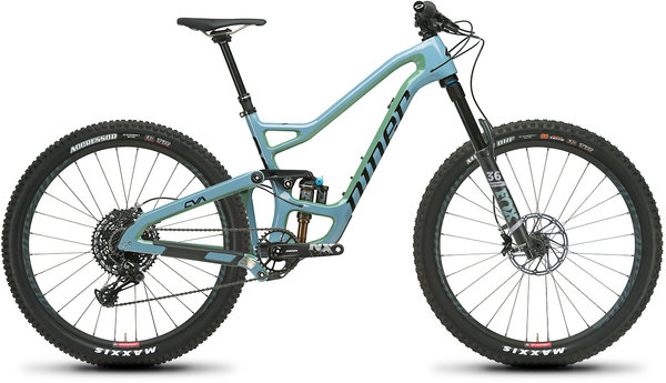 Niner RIP 9 RDO 27.5 2-Star NX Eagle Color: Military Green / Cement Grey