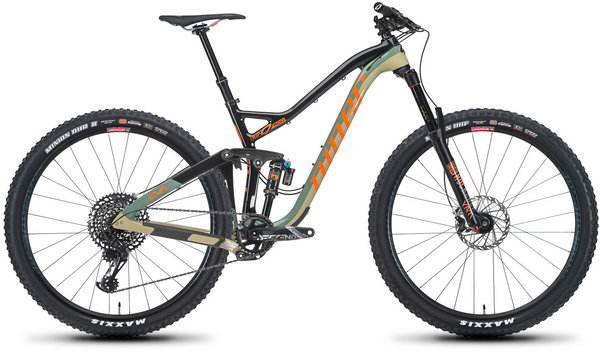 Niner RIP 9 RDO 2-Star Plus Color: Camouflage