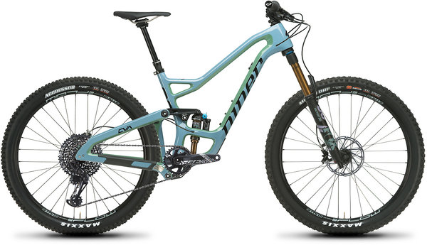 Niner RIP 9 RDO 27.5 3-Star GX Eagle Color: Military Green/Cement Grey