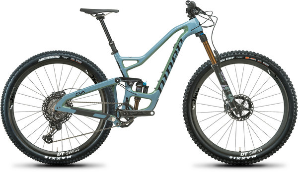 Niner RIP 9 RDO 29 5-Star Shimano XTR LTD Color: Military Green/Cement Grey