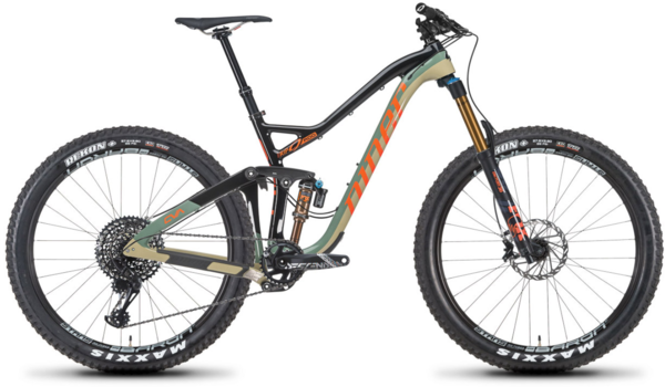 Niner RIP 9 RDO 3-Star GX Eagle 27.5+ Color: Camouflage