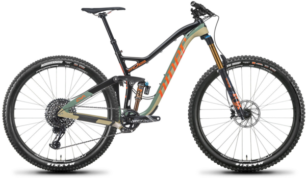 Niner RIP 9 RDO 3-Star GX Eagle 29 Color: Camouflage
