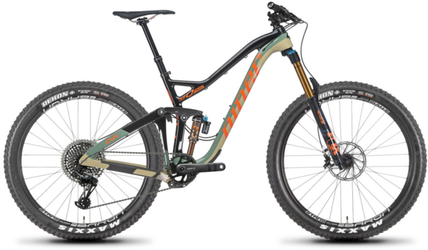 Niner RIP 9 RDO 4-Star X01 Eagle 27.5+ Color: Camouflage