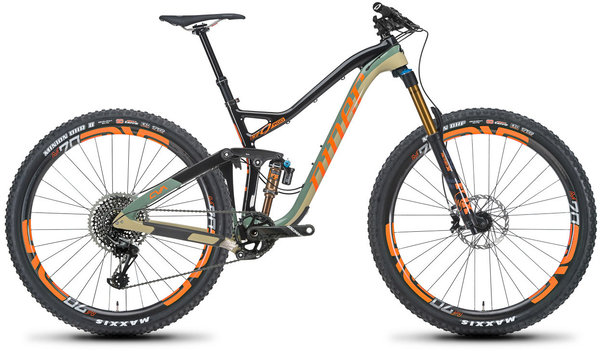 Niner RIP 9 RDO 5-Star Plus Color: Camouflage
