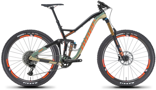 Niner RIP 9 RDO 5-Star X01 Eagle 27.5+ Color: Camouflage