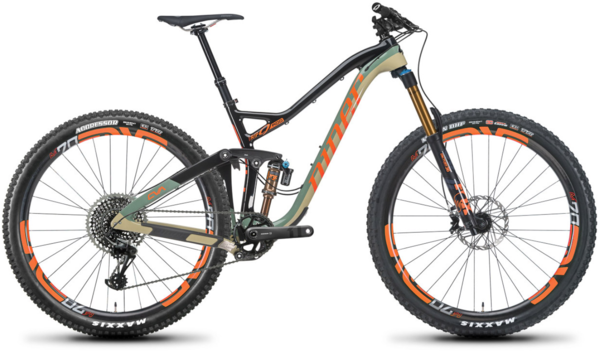 Niner RIP 9 RDO 5-Star X01 Eagle 29 Color: Camouflage