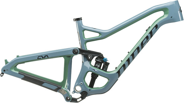 Niner RIP 9 RDO 27.5 Frame Only Color: Military Green / Cement Grey