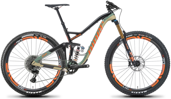 Niner RIP RDO 5-Star PUSH Edition 29 Color: Camouflage
