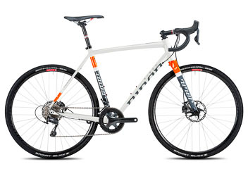 Niner RLT 9 3-Star Rival Image differs from actual product. Niner RLT 9 4-Star Ultegra shown.