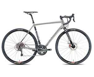 Niner RLT 9 1-Star Tiagra Color: Forge Grey/Black