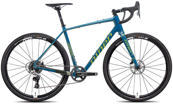 Niner RLT 9 RDO 3-Star Color: Baja Blue/Sand