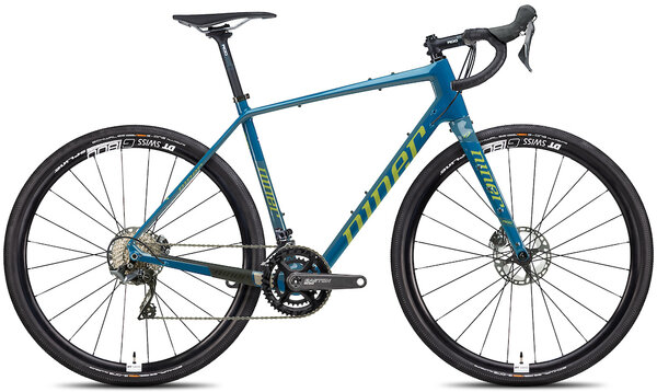Niner RLT 9 RDO 4-Star 2x Color: Baja Blue/Sand