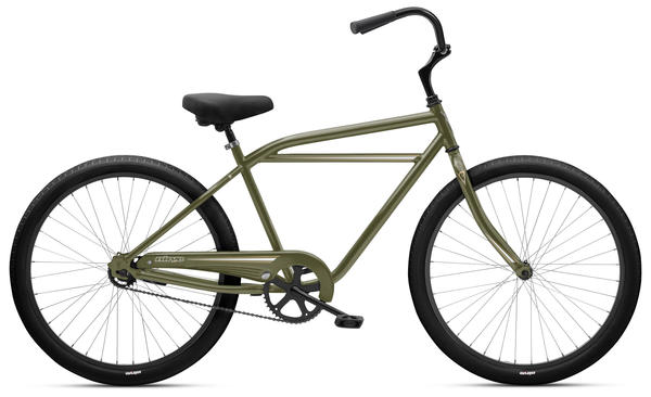 Nirve Beach Men's Coaster Brake Color: Armed & Ready