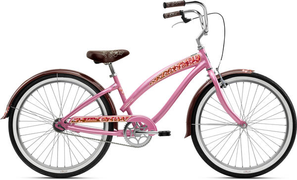 Nirve Lahaina (1-Speed) - Women's Color: Metallic Pink