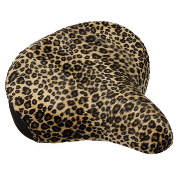 Nirve Leopard Saddle