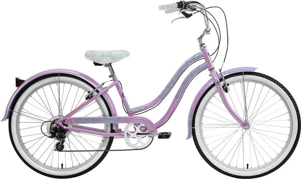 Nirve Beach Blossom (7-Speed) - Women's Color: Lavender