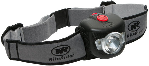 NiteRider Adventure 320 Headlamp Color: Black