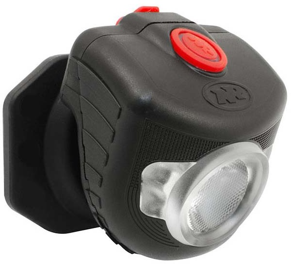 NiteRider Adventure Pro 320 Headlamp Color: Black
