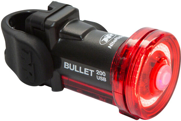 NiteRider Bullet 200 Color: Black
