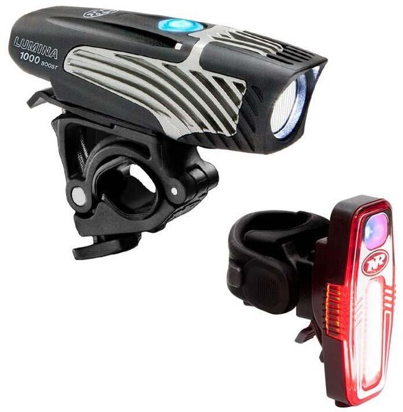 NiteRider Lumina 1000 Boost/Sabre 110 Combo Color: Black