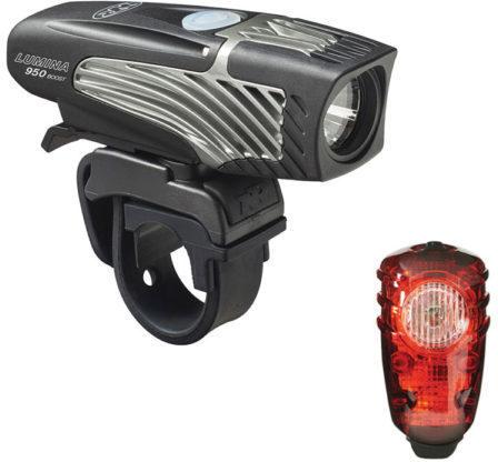 NiteRider Lumina 950 Boost & Solas 100 Combo