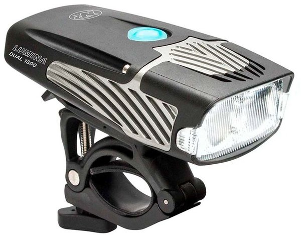 NiteRider Lumina Dual 1800 Color: Black