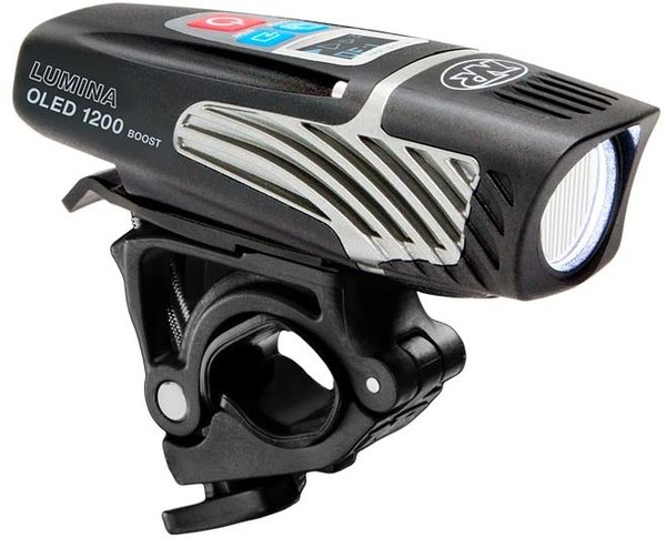 NiteRider Lumina OLED 1200 Boost Color: Black