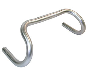 Nitto B135 Randonneur Bar Color: Silver