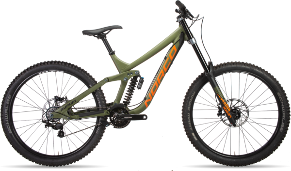 Norco Aurum A1 Color: Green