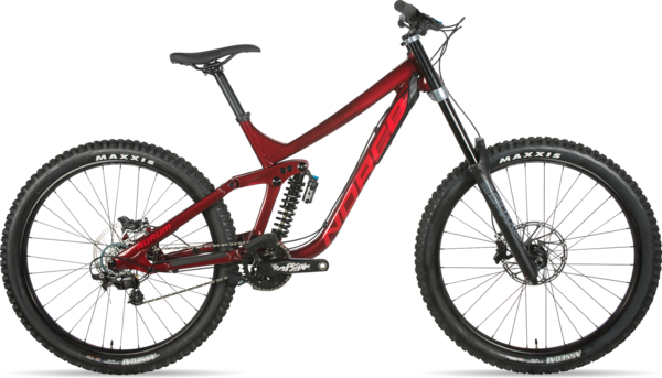 Norco Aurum A1 Color: Red
