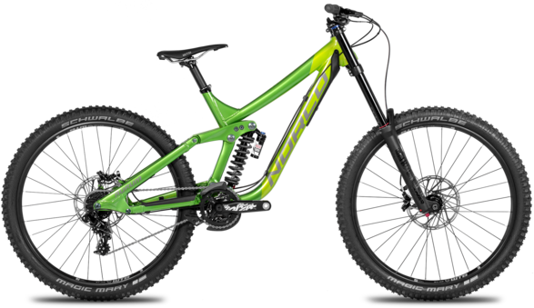 Norco Aurum A7 Color: Green/Green