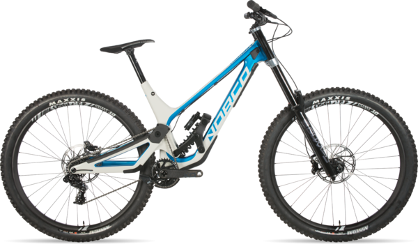 Norco Aurum HSP C1 Color: Blue/Grey
