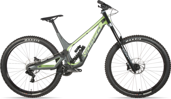 Norco Aurum HSP C2 Color: Green/Charcoal