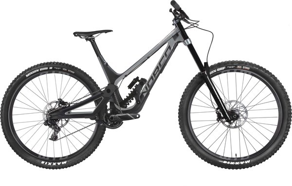 Norco Aurum HSP2 Color: Black/Grey