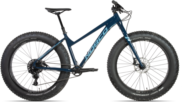 Norco Bigfoot 1 Color: Blue/Slate