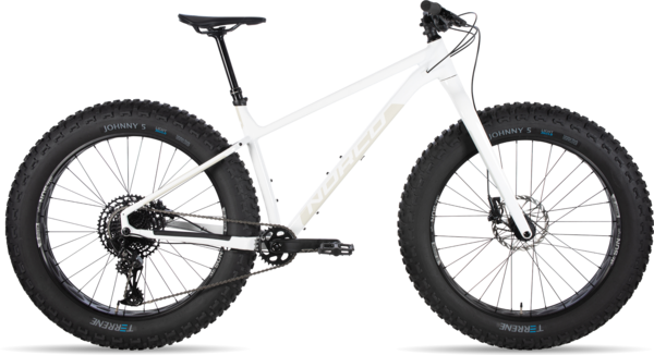 Norco Bigfoot 1 Color: White/Grey