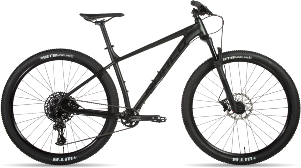 Norco Charger 1 Color: Black/Gloss Black