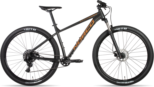 Norco Charger 2 Color: Charcoal/Copper/Black