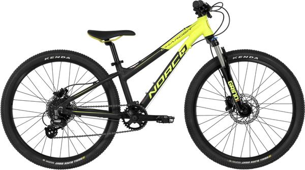 Norco Charger 4.1 Color: Black/Yellow